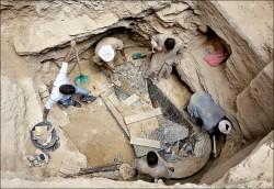 埃及2千年石棺開封 骨骸非亞歷山大大帝