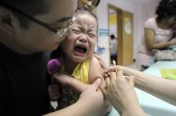 中國黑心疫苗案 概念股現跌停潮