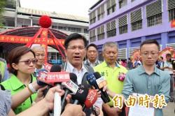 台中市長民調對手贏6% 林佳龍回應了......
