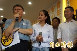 台北市長選戰時力挺誰? 林昶佐:不排除最後投票前決定