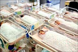 2030年新生兒 政院盼可達23萬人