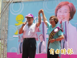 為莊玉珠抱不平 蘇煥智:民進黨要求亮票是違法犯罪
