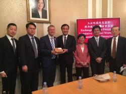 力抗中國 台灣民主基金會可望與英合作力推自由民主