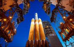 挑戰太陽風暴謎團 NASA帕克號升空