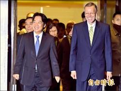 酈英傑讚台灣法治 足為國際楷模