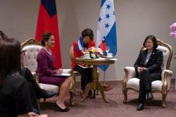 台宏農業合作 宏國副總統盛讚蔡英文「女性領導人典範」