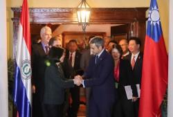 在推特稱小英「中國台灣總統」? 巴拉圭新總統惹議