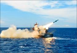 微型飛彈突擊艇 列明年度預算