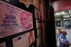 土國貨幣危機 德財政部:為德國經濟帶來額外風險