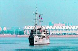 救難艦高齡逾70 明年起國造汰換