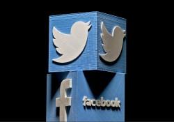 涉操弄輿論 臉書推特刪近千假帳號