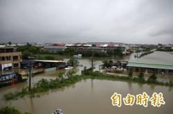 823水災因治水不力?水利署:雨量超過百年重現期