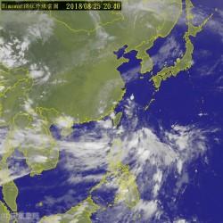 南台灣注意!西南氣流最快今晚襲台 恐下「暴力雨」