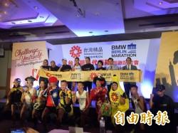 德國駐台副處長愛台灣! 回家鄉 「慢跑」 宣傳台灣
