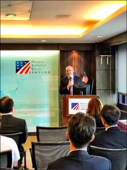 台灣航運公司助公海救援 美贈獎表彰