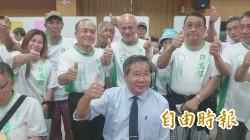 陳子敬退選 許忠信自認不可能和民進黨協調