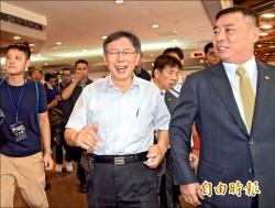 台北市長選舉》操盤手懸缺 柯文哲且戰且走
