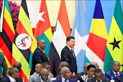 中國金援非洲 美批債務陷阱式外交