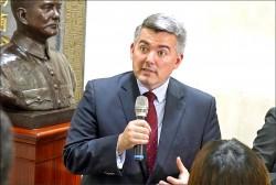 美參議員提出法案 保護台灣邦交