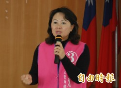 藍營台東縣長選舉上演驚人八點檔 傳鄺麗貞將宣布退選