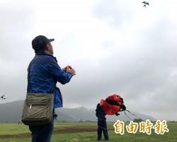 放風箏的好地方!中庄調整池景觀土丘綠草如茵