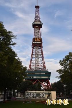 北海道供電尚未正常 札幌電視塔取消夜間點燈
