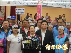 解職記者會 傅崐萁嗆:民進黨準備來魚肉花蓮鄉民