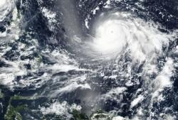 超級颱風山竹趨近 中國廣東發布「Ⅲ級」警戒
