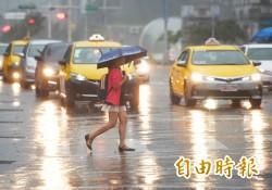 強颱山竹來了!週六東半部、屏東嚴防豪大雨