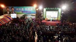 陳其邁化身超級母雞 連趕四場議員參選人造勢會