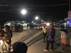菲國炸彈攻擊釀7傷 疑恐怖分子所為