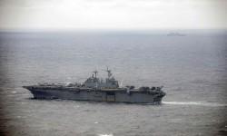 習近平不爽?北京拒絕美軍兩棲攻擊艦訪香港