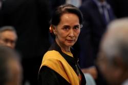 翁山蘇姬漠視羅興亞危機 加拿大取消榮譽公民頭銜