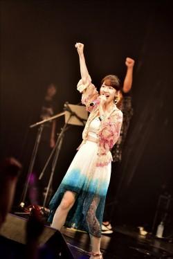 柏木由紀下月來台開唱   AKB48第1人