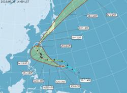 今年颱風超多卻都「棄台灣而去」 氣象局揭關鍵原因…