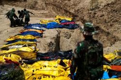 印尼強震海嘯 官方證實死者攀升至1234人