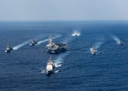 CNN爆美軍擬下月航行台海 專家研判和南海衝突有關