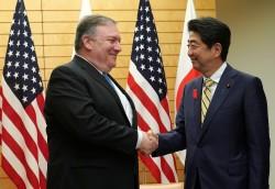 美國務卿今會安倍晉三 承諾向北韓提日人遭綁問題