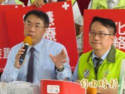 朱立倫砲轟台南 黃偉哲:謾罵台南不會增加妻舅選票