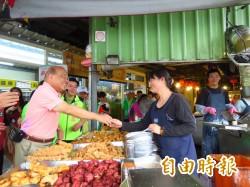 傳藍新北選戰打英賴不打蘇 蘇貞昌:選市長不談市政?