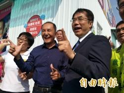 高思博陣營控黃偉哲變地下市長 對手反嗆負面手段