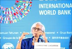 IMF總裁︰貿易戰危害成長 且會殃及無辜