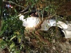 玉井台20線「恐怖缺口」!15小時2車衝入 釀1死2傷