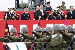 日本前防相︰中國擴軍南海 習近平持續扯謊