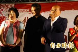 「巨獸退散」影片破百萬點閱 蘇貞昌大讚團隊創新