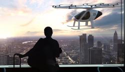 試飛杜拜成功後 空中計程車下個目標選「這裡」