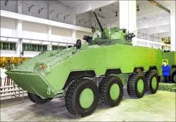 通過測評 雲豹30鏈砲車將量產284輛