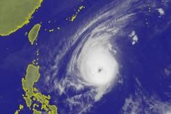 強颱「玉兔」下週影響台灣  全球最新預測路徑曝光!