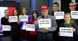 電視節目挺台獨中國氣噗噗 波蘭回應:國民有言論自由