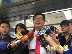 韓國瑜稱將禁止政治集會遊行 陳其邁批:與威權站同邊